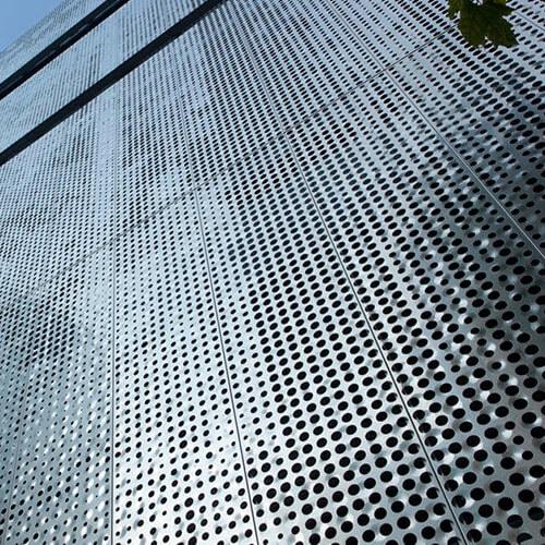 perforated metals sheet